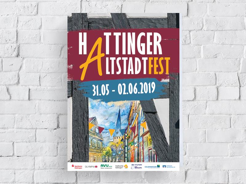 Hattinger Altstadtfest